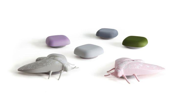 Design Smoke Detectors by Jalo Helsinki