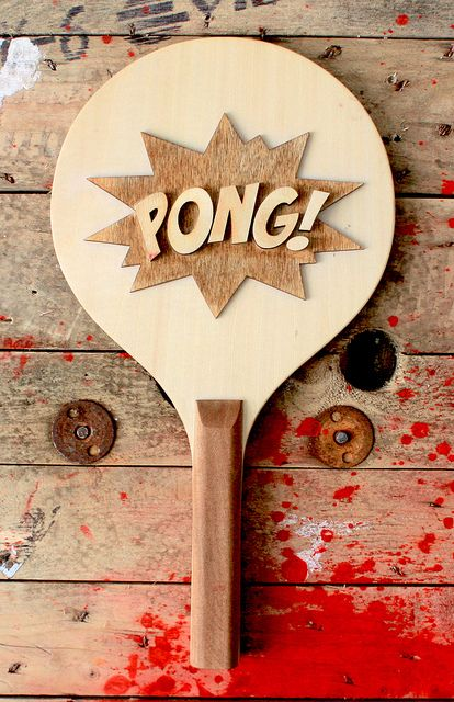 Ping Pong Power - Cotter