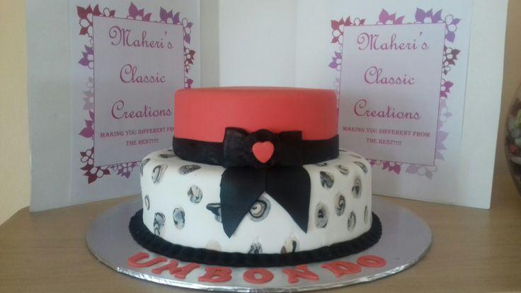 Umbondo cake