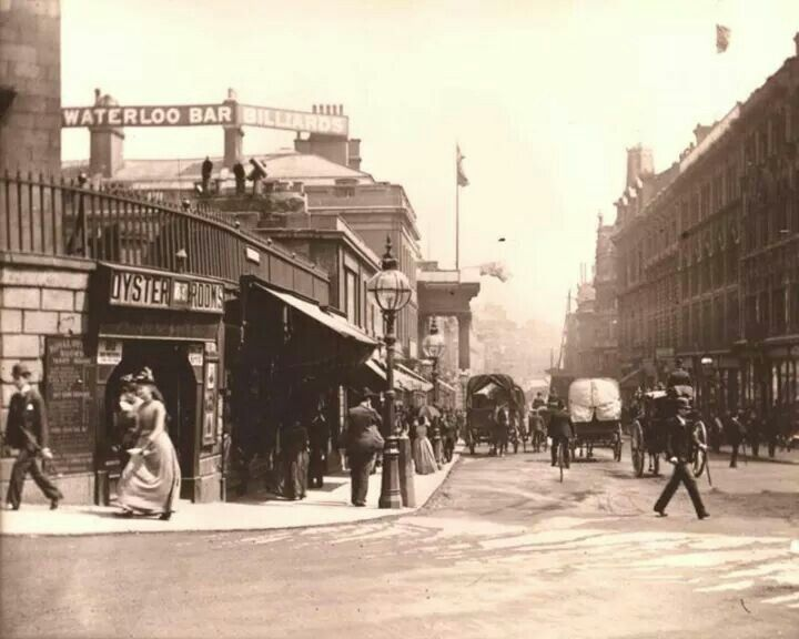 New Street 1895