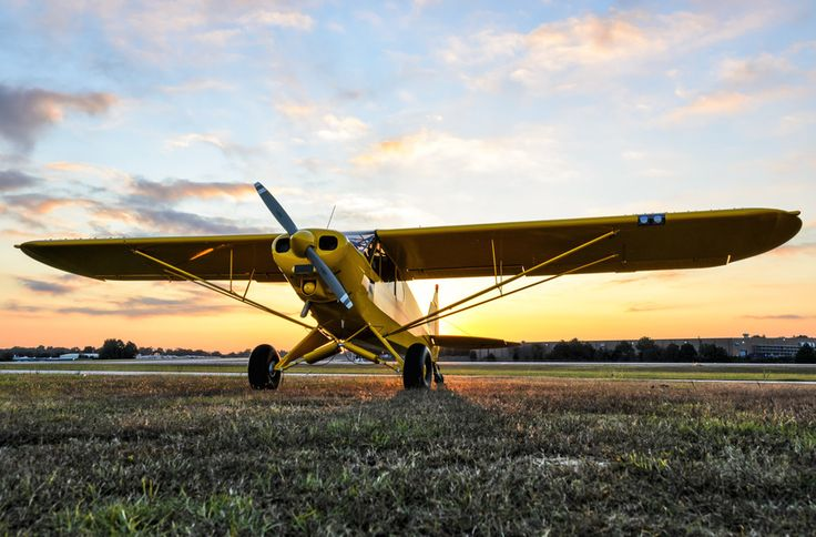 Love the J3 Cub.  Its so easy today to get caught up in the world of glass cockpits and advanced aircraft.  But every airman(and airwoman...) can appreciate this iconic symbol of aviation, and the true freedom flying gives you.