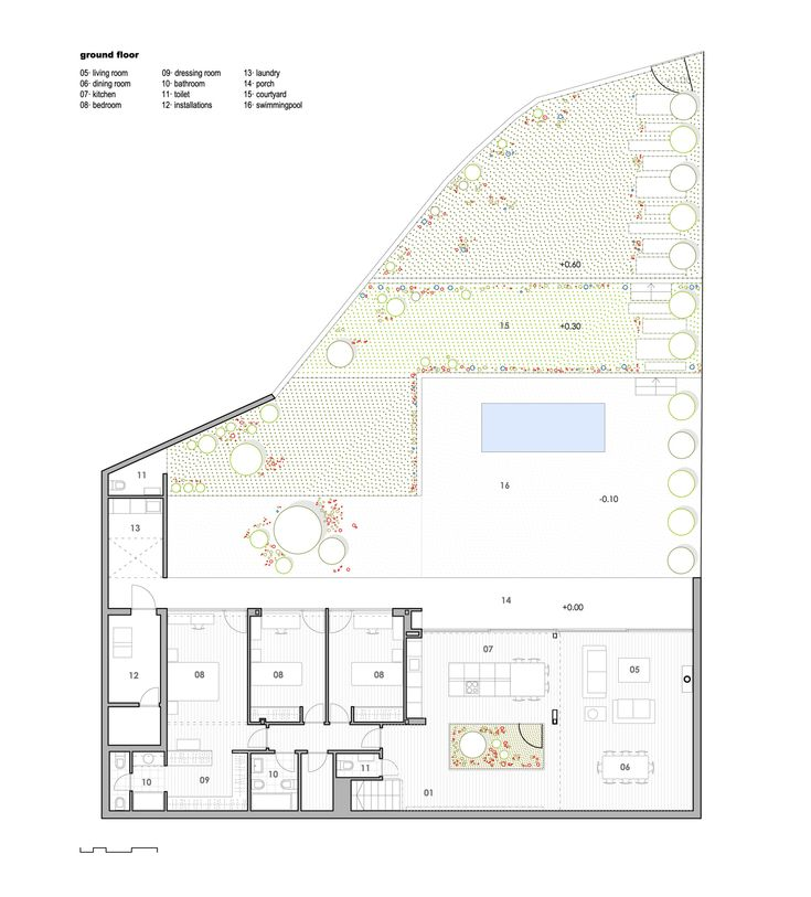 Gallery of Single Family House with Garden / DTR_Studio Arquitectos - 15