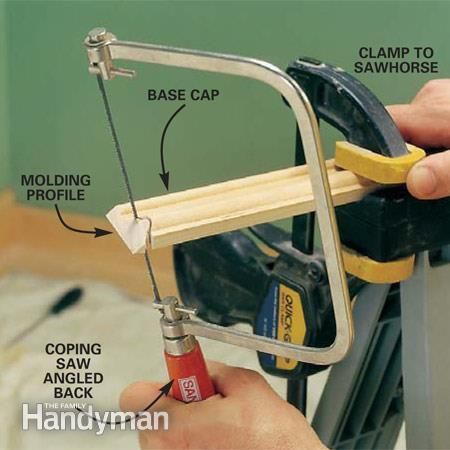 Best 25 coping saw ideas on pinterest pad saw work trailer and interior trim work basics greentooth Gallery