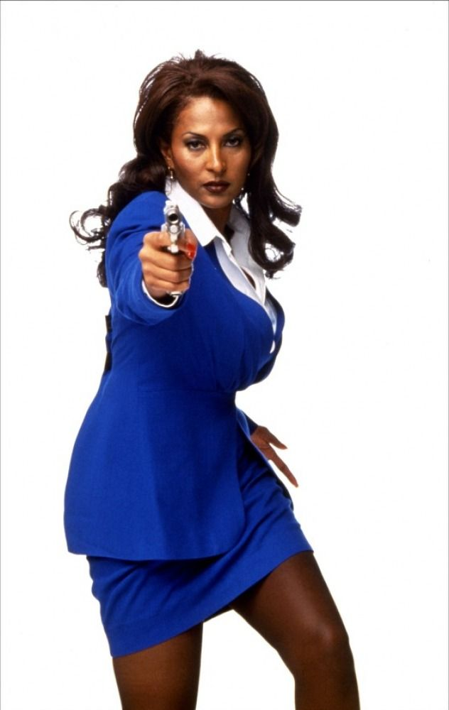 """Oh, Jackie Brown, (Pam Grier) tell me you've got my back too.  This world just wears me out @ times."""