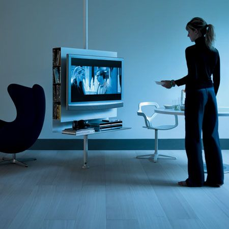 Sail, sistema mobile TV e porta DVD