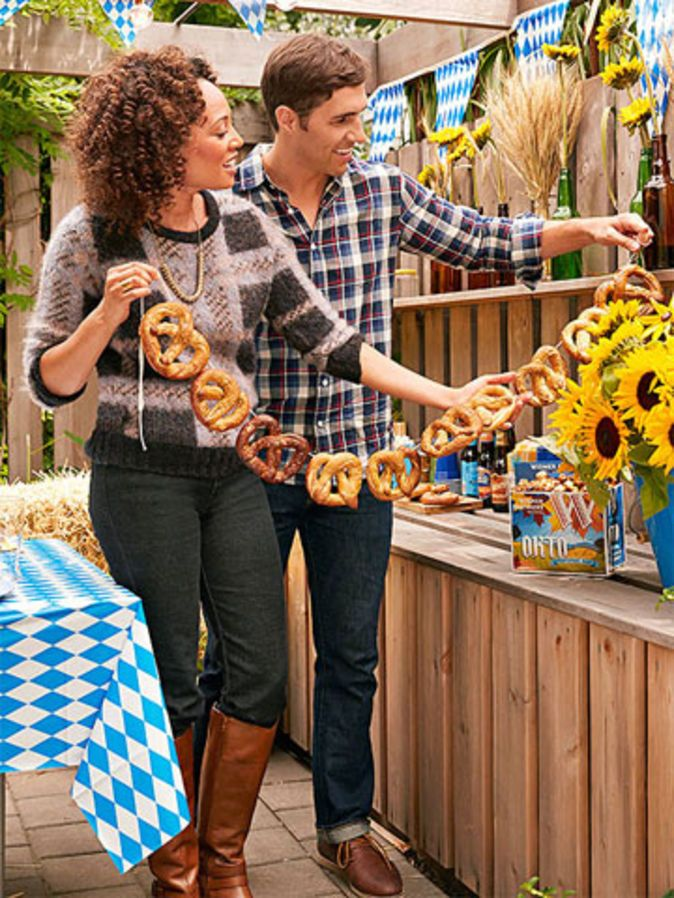 How to Throw an Oktoberfest Party at Home | Rachael Ray Mag