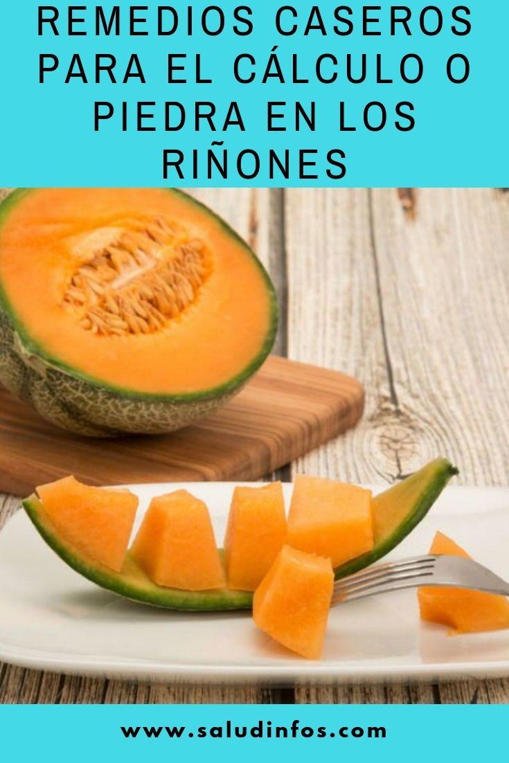 Remedios Caseros Para El Cálculo O Piedra En Los Riñones Cálculo Piedra Riñones Fruit Food Salud