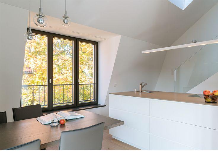 13 besten gauben bilder auf pinterest dachgauben dachausbau und dachgeschosse. Black Bedroom Furniture Sets. Home Design Ideas