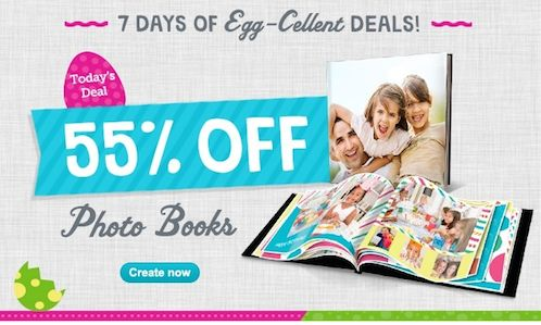 Walgreens Photo Deals ~ 55% Off Photo Books TODAY ONLY 3/31 - TrueCouponing