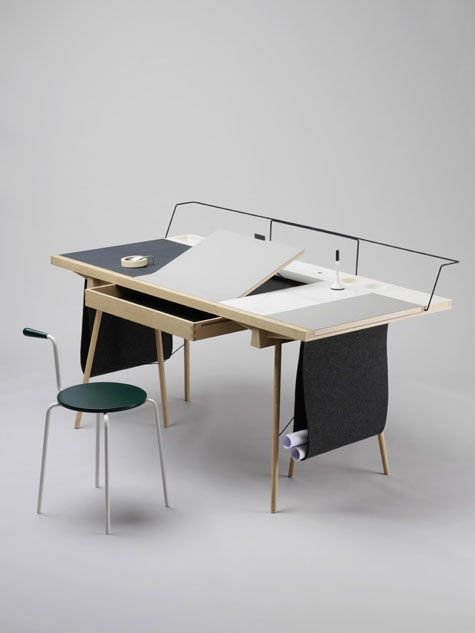Homework desk - Robin Grasby