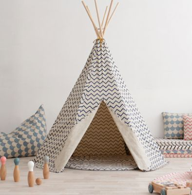 les 365 meilleures images du tableau tipi tent sur pinterest chambre enfant chambre d. Black Bedroom Furniture Sets. Home Design Ideas