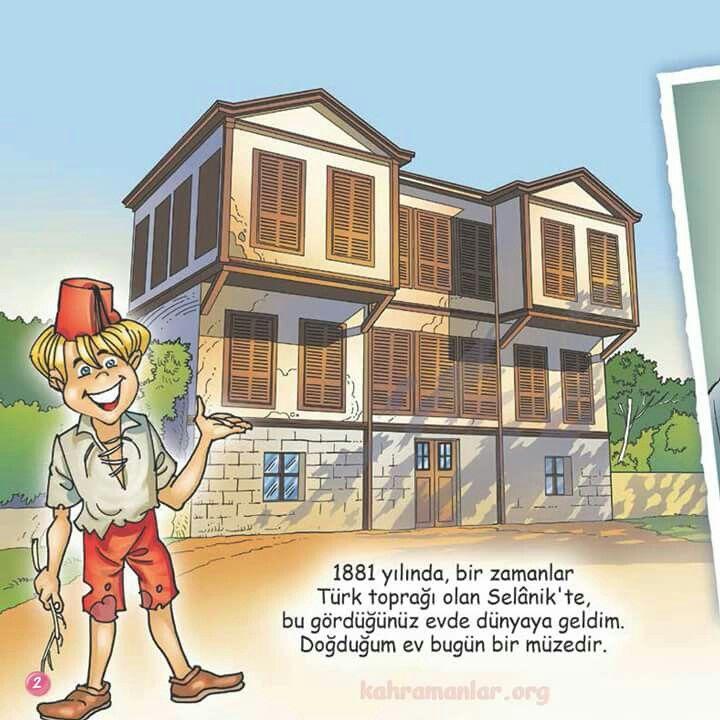 Atatürk'ün Hayatı