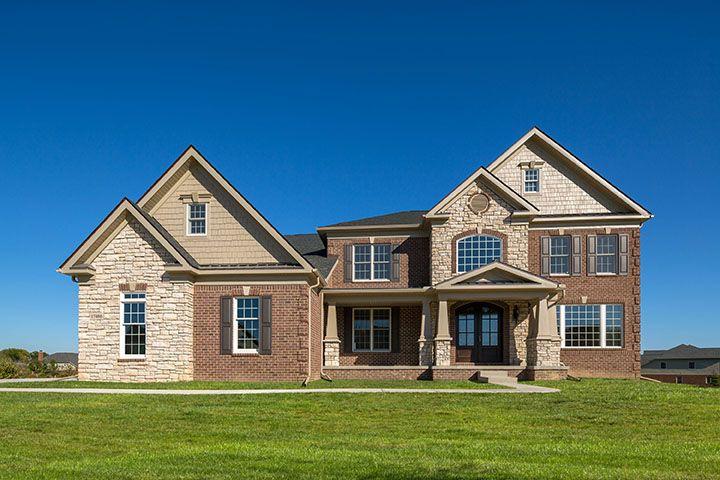 41 Best Combination Glen Gery Brick Amp Landmark Stone Homes