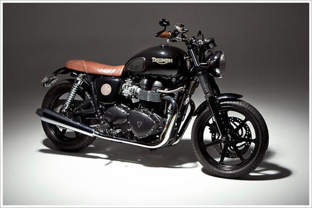 2016 Triumph Bonneville T100 Black