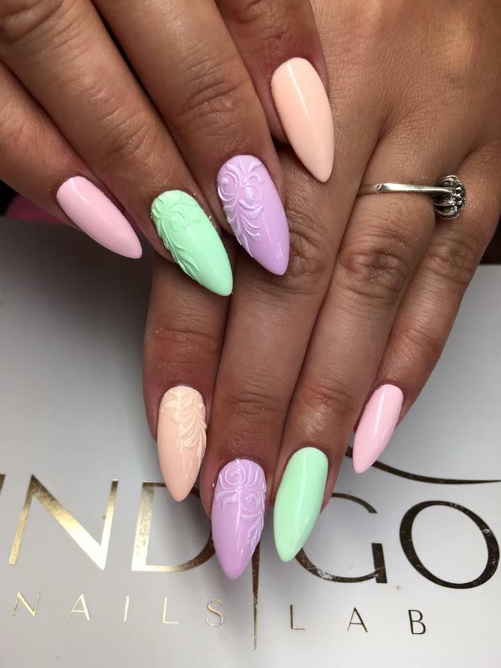 Gel Polish New Colour Collection by Natalia Siwiec! Nails Inspiration from�