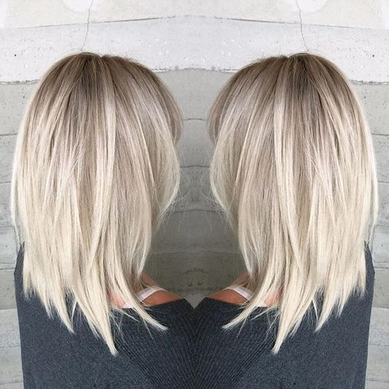 Best 25 Blonde Haircuts Ideas On Pinterest Long To