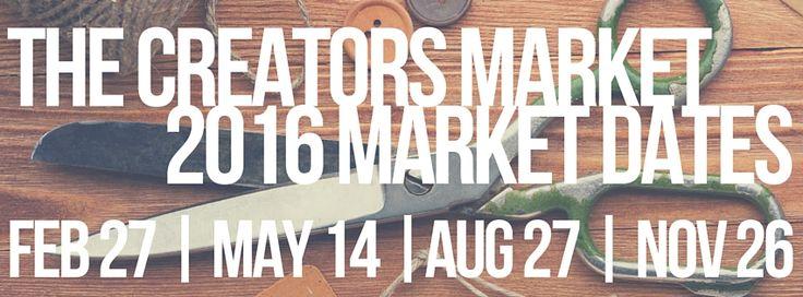 The Creators Market- Prahran Town Hall.