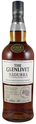 "The Glenlivet ""Nadurra"" Oloroso Sherry Cask Matured Non-Chillfiltered Cask Strength Single Malt Scotch Whisky (750ml) | The Glenlivet Nadurra Oloroso Sherry"
