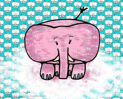 Sarung Bantal Bergambar Gajah   Sarekat Penulis Kuping Hitam