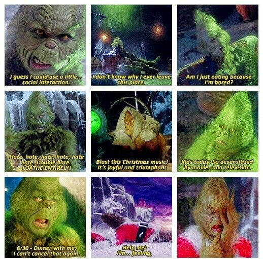 Best 25 The Muppet Christmas Carol Ideas On Pinterest: Best 25+ The Grinch Quotes Ideas On Pinterest