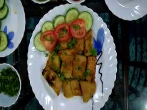 Veg Fish Fry Recipe in Hindi/How to make Veg Fish Fry in Hindi