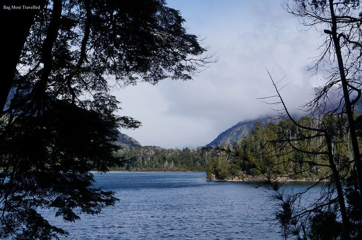 Bag Most Travelled - Photo - Nahuel Huapi NP Lakes - Bariloche Argentina