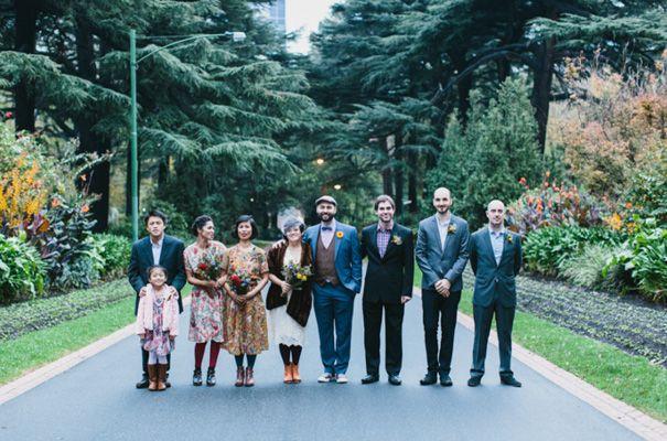 A VINTAGE MELBOURNE WEDDING: YAS   SEB