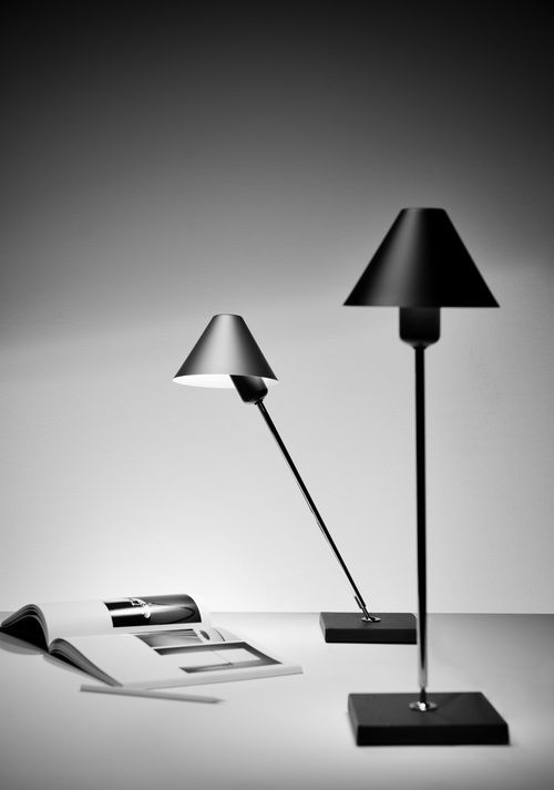 The gira 1978 table lamp has become a classic after more than 35 years on the international market