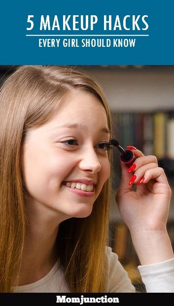 Makeup Hacks: Is your teen ready to experiment with makeup? Is there some important event coming up where your teen plans to wear makeup for the first time? Are you worried how different your teen's makeup tips should be from yours?Our article will give you the most important #makeup tips that can help your teen.