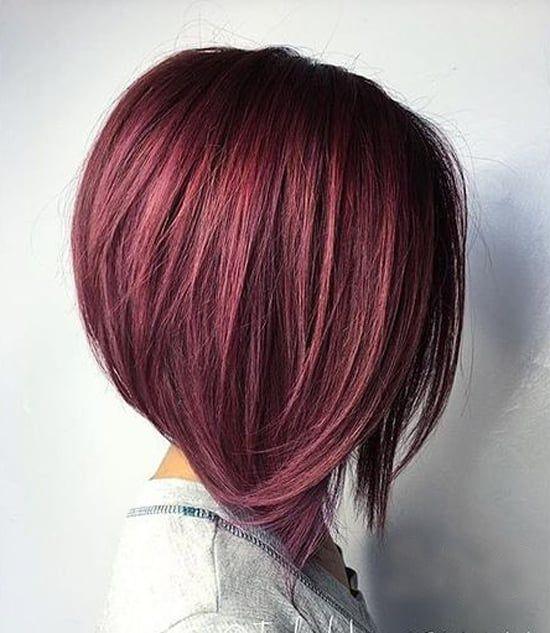 Стрижка боб не просто бренд на все времена, но еще символ сексуальности и стиля. В моде боб удлиненный на короткие волосы и с челкой.