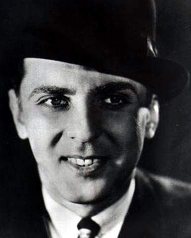 Aleksander Żabczyński (1900-1958) was a Polish stage and movie actor, one of the most popular actors and the biggest heart-throb during the interwar period in Poland. He played in 25 movies. He took part in the September Campaign in 1939 and fought the battle of Monte Cassino (1944).