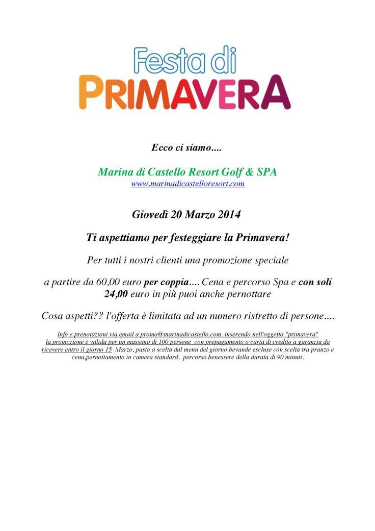 #Festa della #Primavera2014