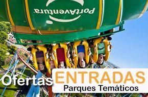 Parques Temáticos España Entradas 2014