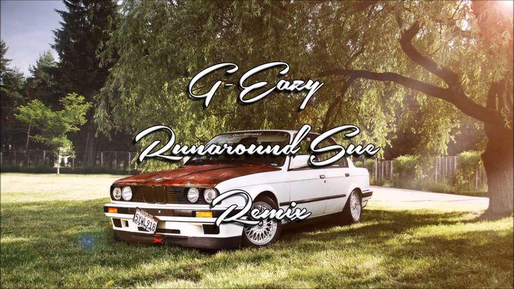 G-Eazy - Runaround Sue ft. Greg Banks (Remix)