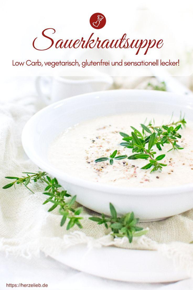 Sauerkrautsuppe – ungewöhnlich lecker!