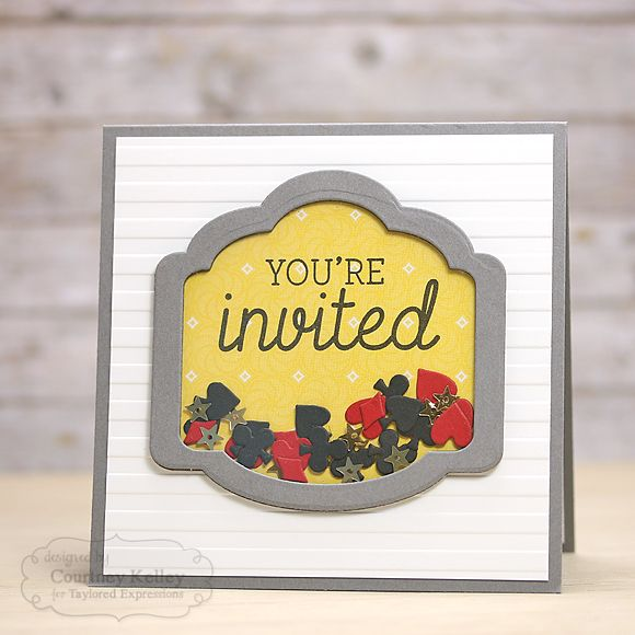 90 best invitations images on pinterest invitations birthdays diy game night invitation by courtney kelley a perfect way to start game nights with stopboris Images