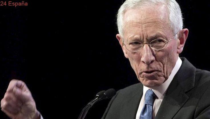 """Stanley Fischer, 'número dos' de la Reserva Federal, deja el cargo alegando """"motivos personales"""""""