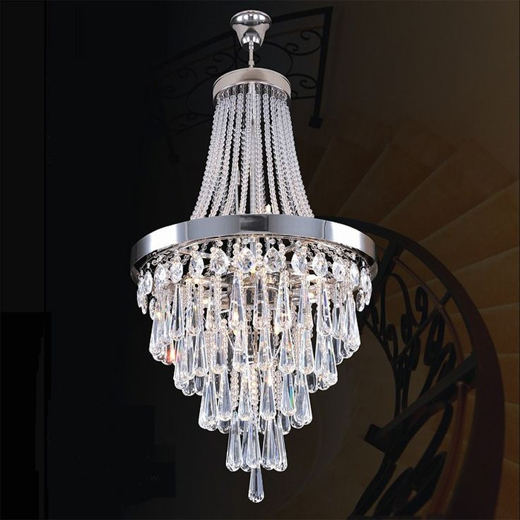 1000 ideias sobre lustre cristal no pinterest ilumina o pendente ilumina o e chandelier. Black Bedroom Furniture Sets. Home Design Ideas
