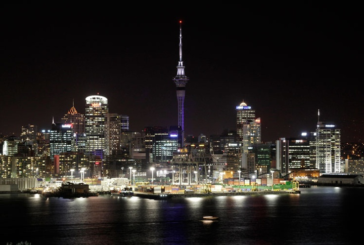 Auckland's Sky Tower turns 15