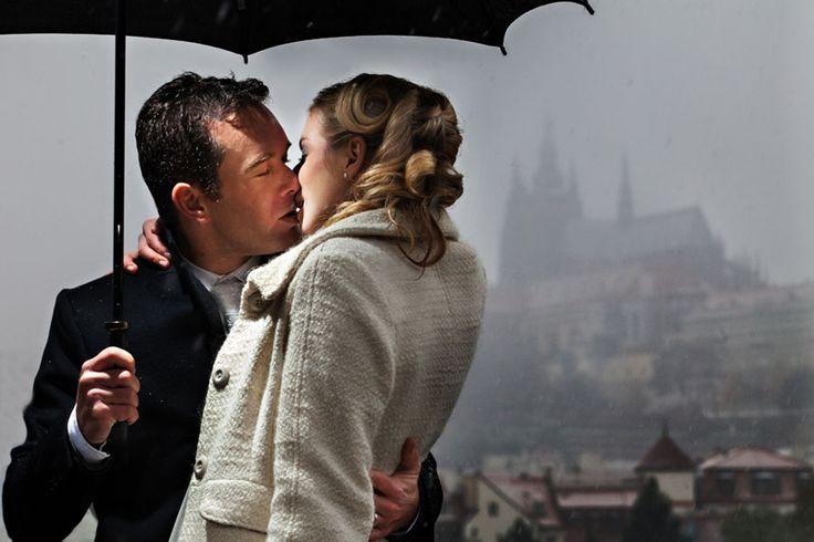 BRIDE AND GROOM PORTRAIT, prague wedding romance, an international award winning photo #prague #travel #wedding