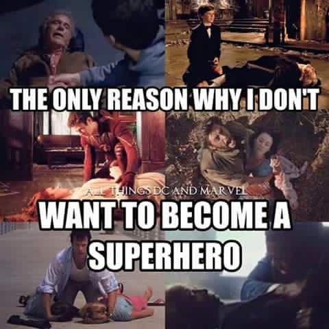 superheroes x'(