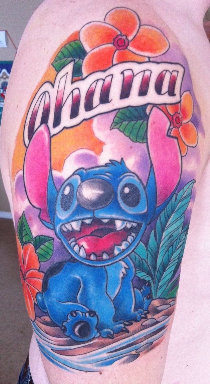 Worst Disney Tattoos: 298 Best Images About LILO And Stitch On Pinterest