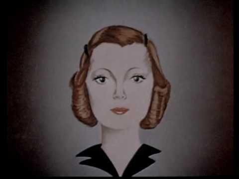 Amazing Vintage 1940s Film - How to do your make-up ladies! Xx