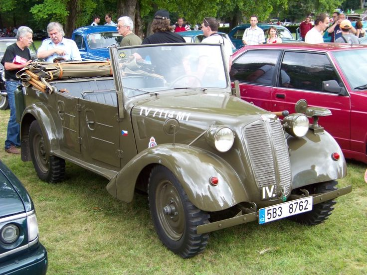 1942 Tatra 57K