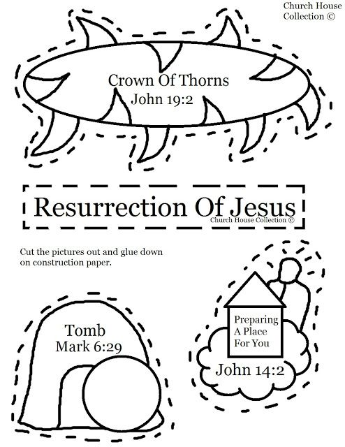 346 Best Images About Easter Ideas For Sunday School On Pinterest