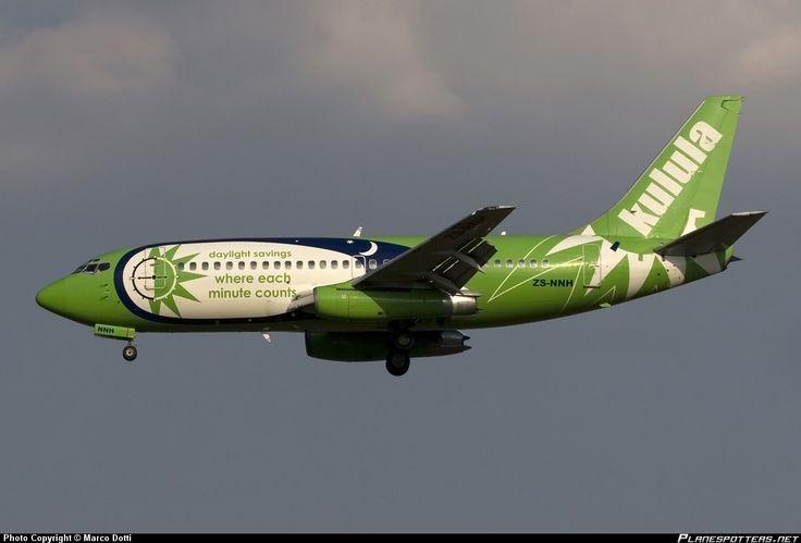 ZS-NNH Kulula.com Boeing 737-200