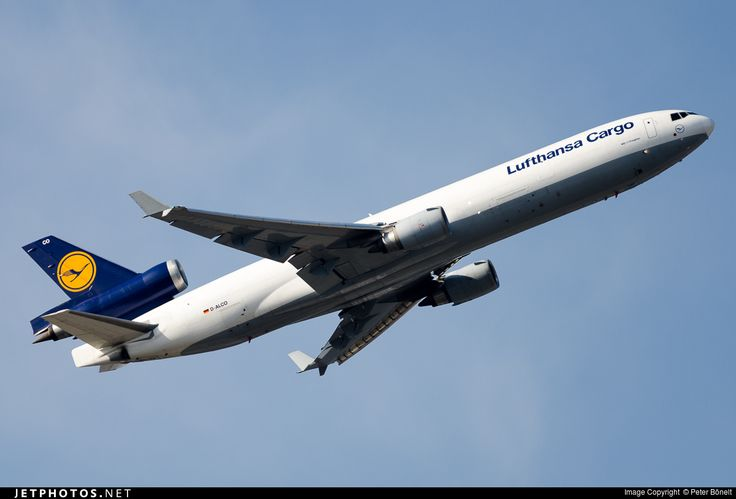 Photo of D-ALCO McDonnell Douglas MD-11(F) by Peter Bönelt