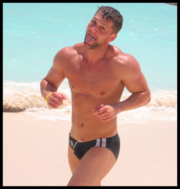 Chad in Cancun, by Tom Bianchi Where Professional Models Meet Model ...