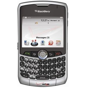 BLACKBERRY CURVE 8330 SILVER 3G VERIZON WIRELESS SMARTPHONE WHOLESALE CELL PHONES - FACTORY REFURBISHED  (WHOLESALE RESELLERS & DISTRIBUTORS ONLY)