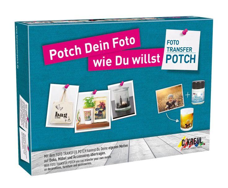 Foto Transfer Potch Set günstig online bestellen. Versandkostenfrei ab 69€ ✓ Kostenlose Rücksendung ✓ Anleitungen & Bastelideen ✓
